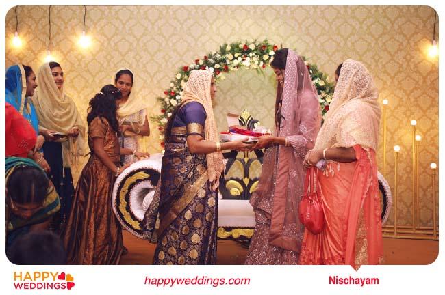 Muslim wedding Naal Nischayam (Date Fixing)