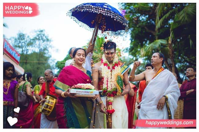Kashi Yathra tamil wedding