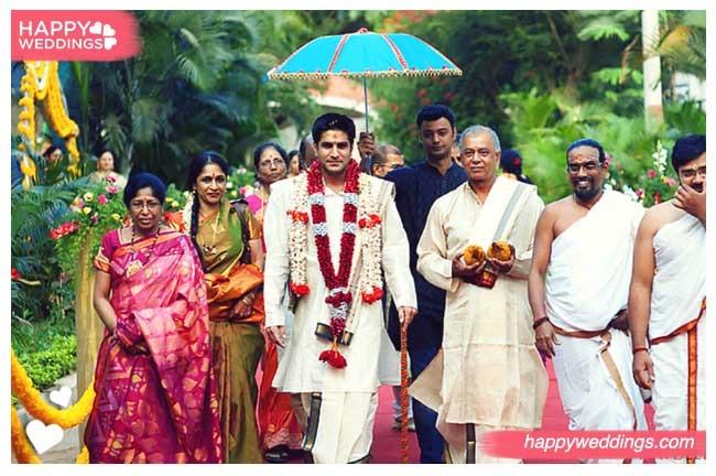Naandi Shradham tamil wedding
