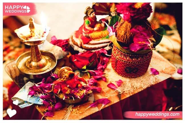 Pallikal Thellichal tamil wedding