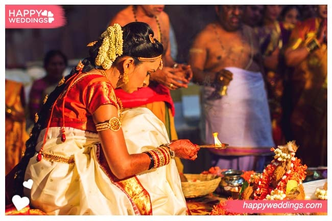 Gowri Puja tamil wedding