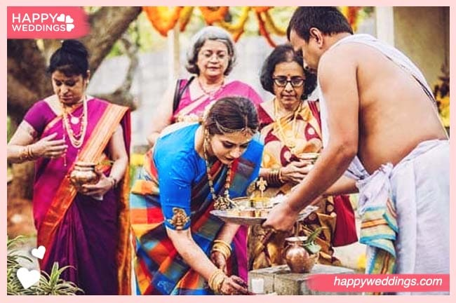 tamil brahmin wedding checklist