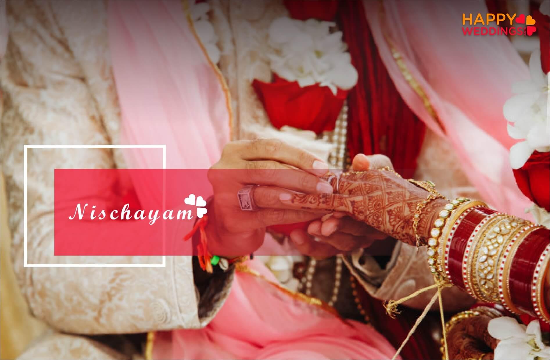Nair weddings