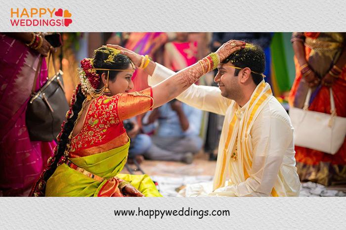 Telugu wedding telugu marriage