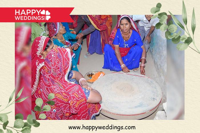haryanvi wedding traditions