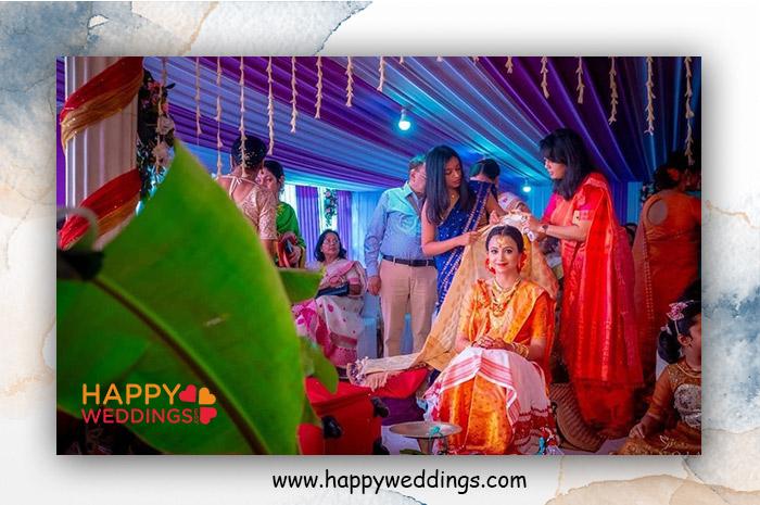 assameese wedding