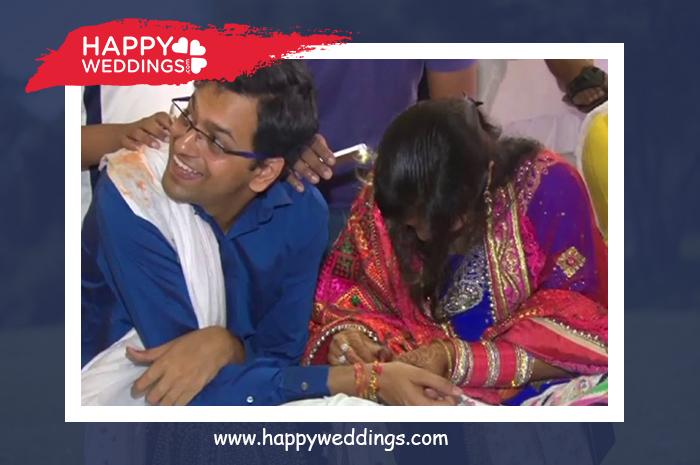 punjabi wedding rituals