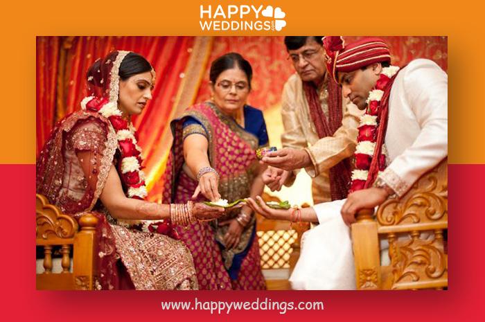 gujarathi wedding traditions