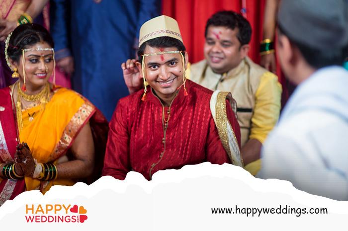 marathi weddin rituals