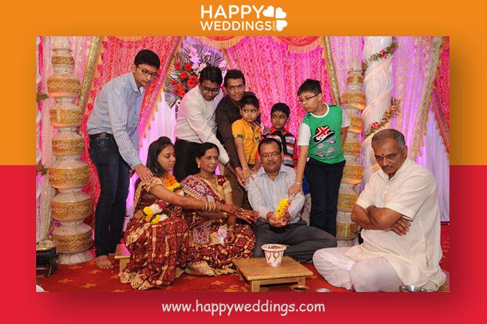 Gujarathi marriage