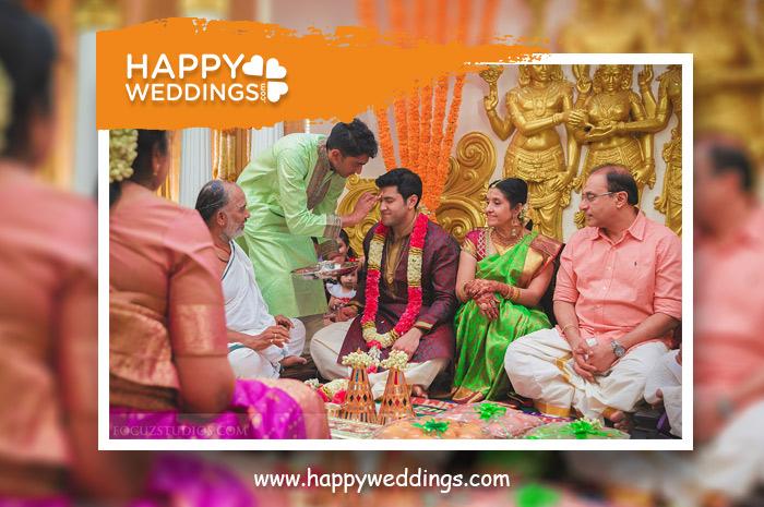 Kannada wedding