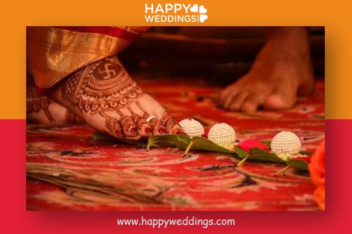 gujarathi wedding ceremony