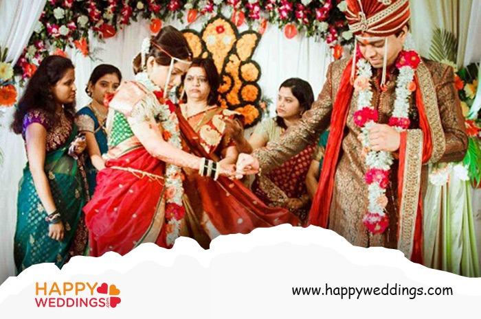 maratha weddings