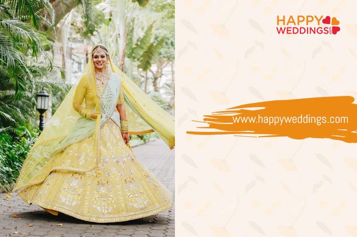 wedding lehenga for bride