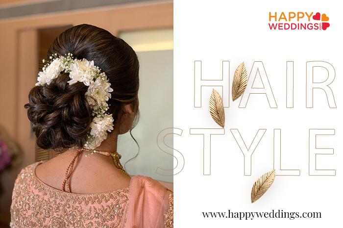 kerala wedding hairstyles image