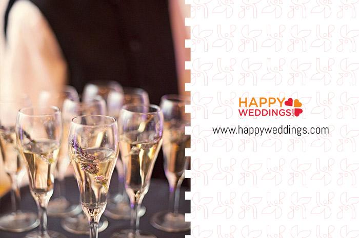 wedding drinks for reception