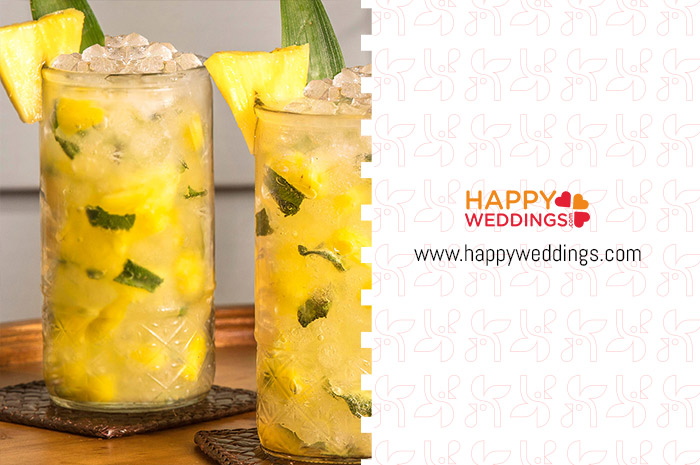 WEDDING DRINKS FOR WEDDING AND RECEPTION